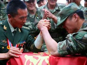 完勝16國特戰隊員!這個中國老兵令外軍教官銘記
