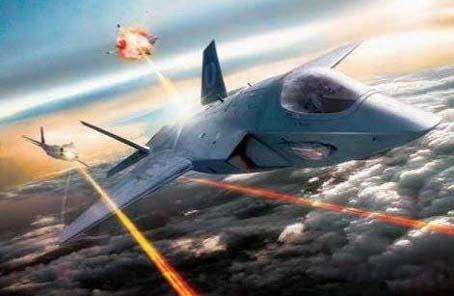 未來戰爭利器之激光武器:破敵于無形