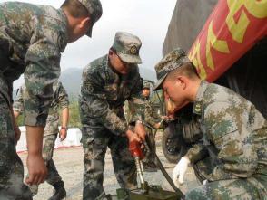 軍隊油料包裝方案在全軍實施