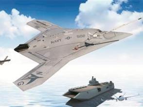 """蓄勢待發的海上新""""鷹巢"""" :無人機航母發展前瞻"""
