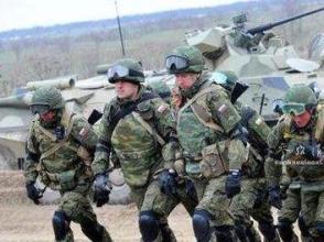 """俄""""戰士""""作戰服防彈效果佳 從未被子彈擊穿過"""
