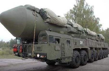 俄戰略火箭軍司令:發展戰略核力量是俄優先任務