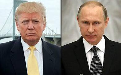 俄美總統通電話討論兩國關係和朝鮮半島問題