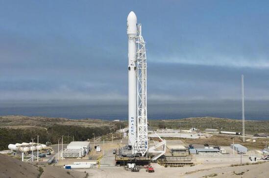 """美國""""二手""""火箭和飛船同返太空"""