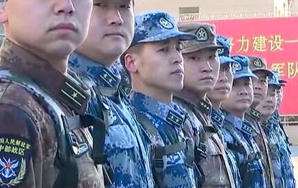 中部戰區百名聯合戰役參謀同臺比武競技