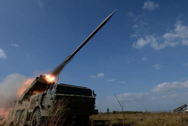 俄軍大規模改革炮兵部隊