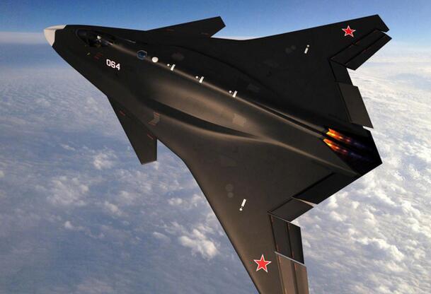 俄為第六代戰機研發新技術