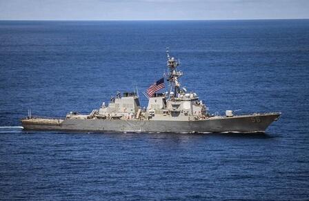 訓練證書長期失效:美大量軍艦缺乏關鍵訓練