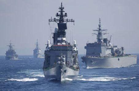 日媒:日本防衛預算將實現六連增 謀求擁有攻擊能力