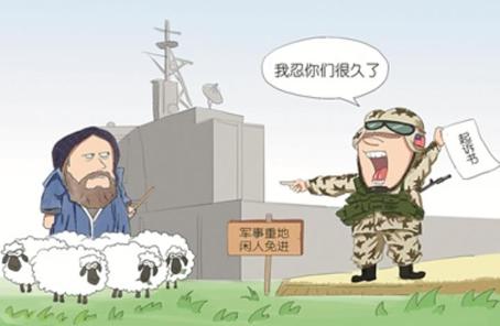 """小動物VS大兵器 誰""""技高一籌""""?"""