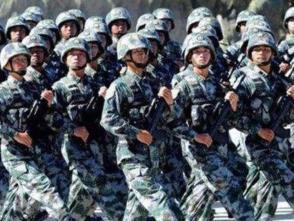 始終保持軍隊正風反腐高壓嚴治不放松