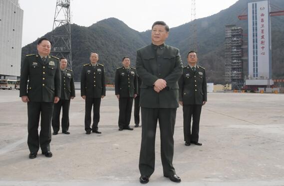 習主席到駐四川部隊某基地看望慰問官兵在全軍引起強烈反響