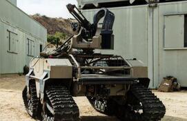 軍事機器人將帶來空前革命