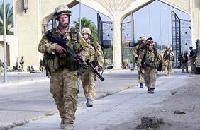 北約將向伊拉克增兵 聲稱只做培訓不上戰場