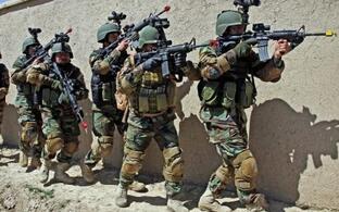 阿富汗軍方擊斃至少70名反政府武裝分子