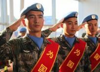 中國第21批赴剛果(金)維和部隊戰火中迎新春