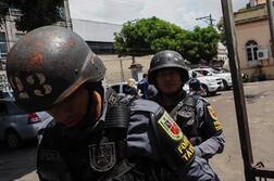 巴西黑幫仇殺事件激增 軍隊替代警察維持治安