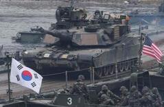 韓國稱將按計劃舉行美韓軍演