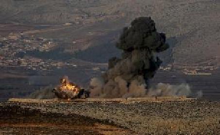 敘利亞媒體説親政府武裝將進入阿夫林