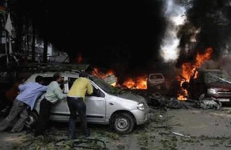 印度東北部發生爆炸襲擊事件致4人死亡