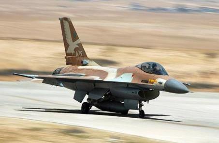 以軍再次轟炸加沙地帶