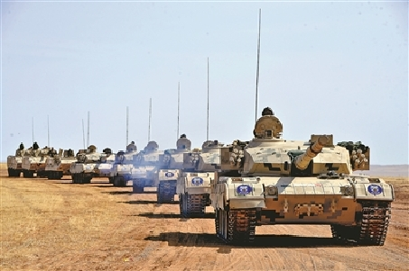 中國第一藍軍旅紀實:演習中6勝1負引發全軍震動