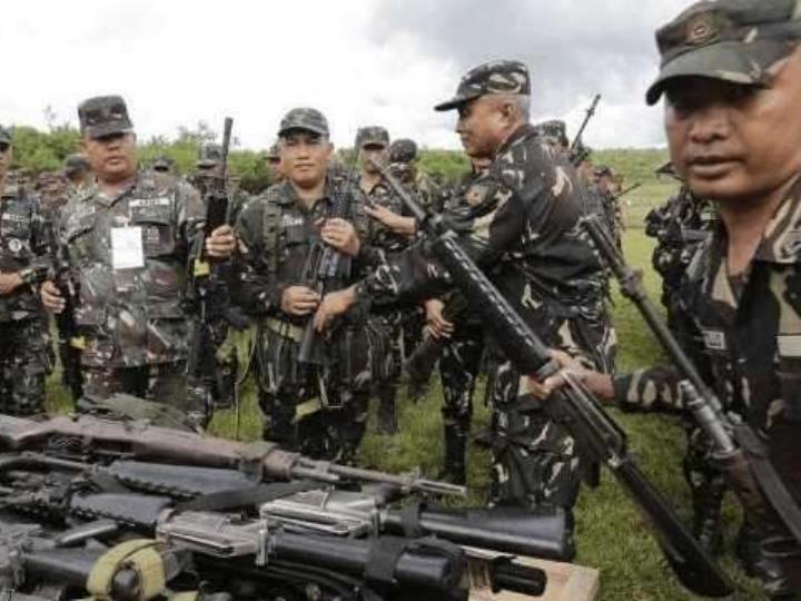 菲總統取消2.4億美元武器協議 或不再從美加購軍火
