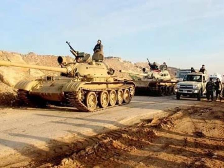 土耳其總統説土將自主研發無人坦克