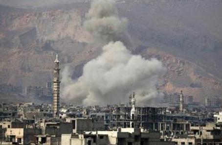 聯合國秘書長呼吁敘利亞東古塔地區立即停火