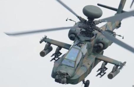日本自衛隊墜機事件後續:已恢復駐地直升機飛行