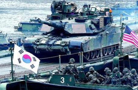 """韓美第10次防衛費分擔談判在即 韓媒:要給韓""""加價"""""""