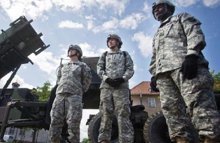 俄媒:美國批準向瑞典出口四套愛國者反導係統
