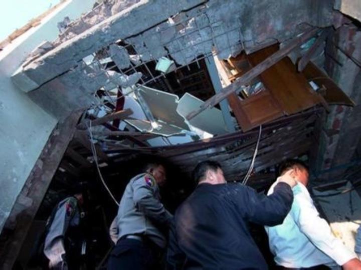 緬甸臘戍提高警戒級別 軍方稱爆炸事件涉恐