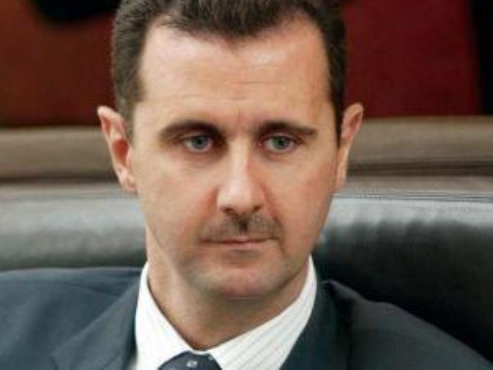 敘總統與俄特使商討反恐等問題