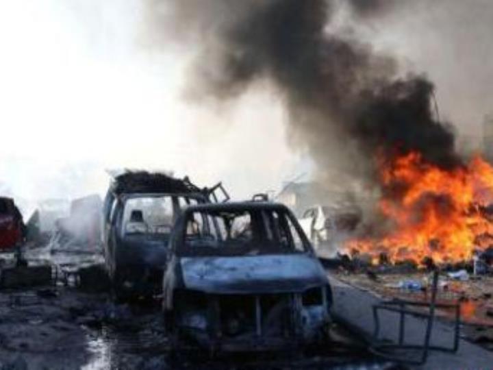 索馬裏首都兩起炸彈襲擊造成至少18人死亡