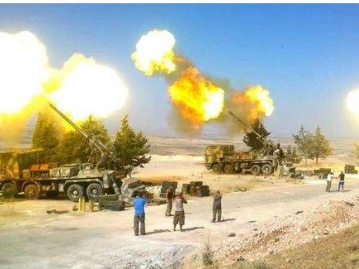 敘軍方呼吁平民撤離東古塔地區以避戰火