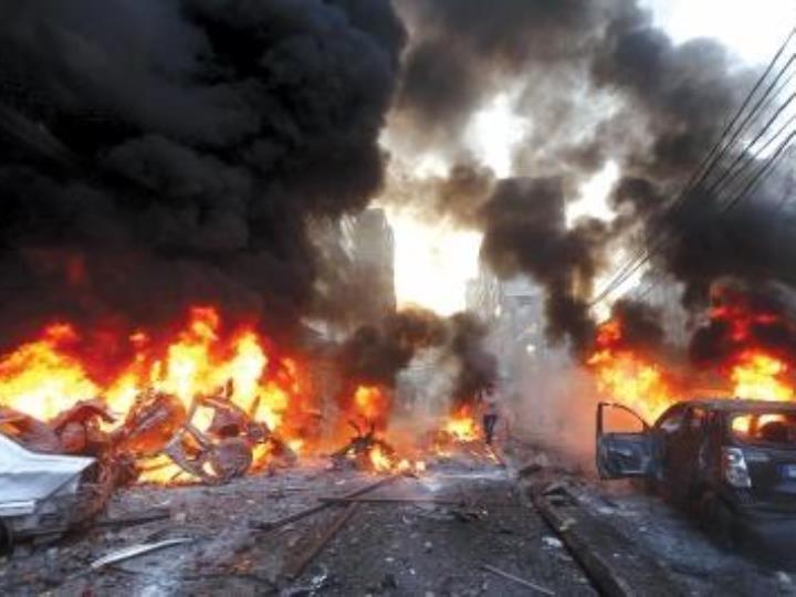 緬甸若開邦首府實兌24日早晨發生數枚炸彈爆炸