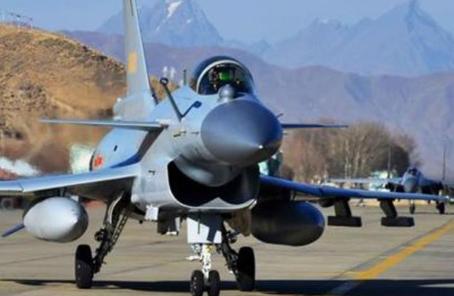 境外媒體關注中國加強西部戰區空中戰鬥力