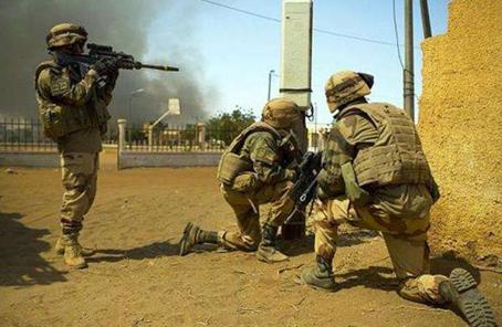 法國防長:法軍已在薩勒赫地區消滅450名武裝分子