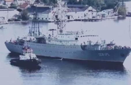 俄軍艦通過英吉利海峽 遭英軍監視跟蹤72小時