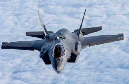 日防衛相出席F-35A戰機裝備紀念儀式