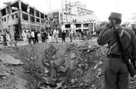 阿富汗連遭三起恐襲死傷20多人