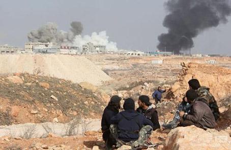 安理會一致通過敘利亞全境停火決議