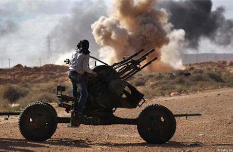 利比亞南部武裝衝突致3人死亡