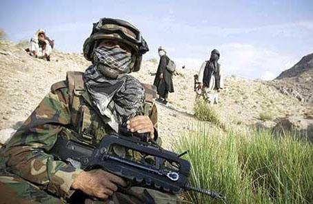 塔利班武裝襲擊阿富汗西部一軍營致18名士兵死亡