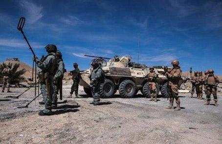 敘政府軍出手救援庫爾德武裝?更像是跑馬圈地