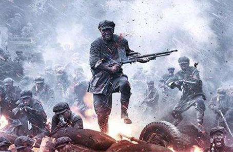 電影《血戰湘江》主創人員為兵服務談傳承