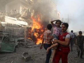敘利亞結束戰亂至少面臨三大難關