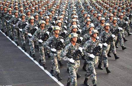 中國提高國防預算,不必大驚小怪