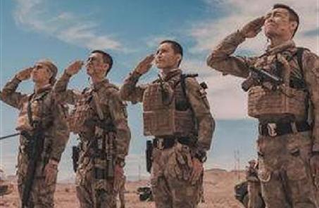 中國軍人接你回家